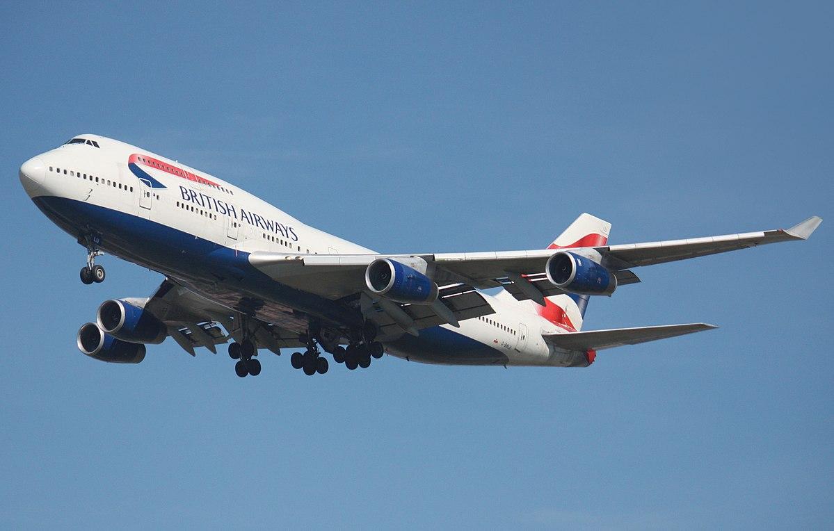 Boeing 747-400 - Wikipedia