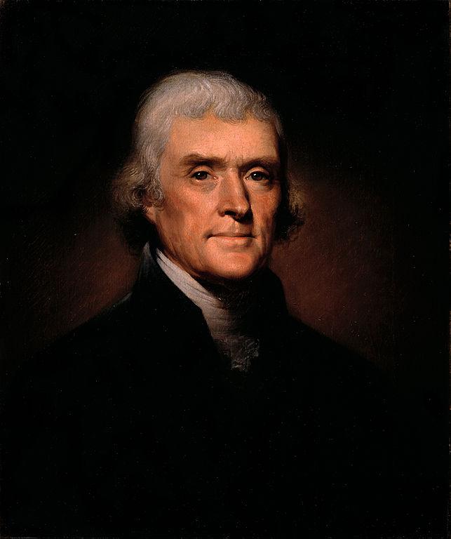 File:Rembrandt Peale - Thomas Jefferson - Google Art ...