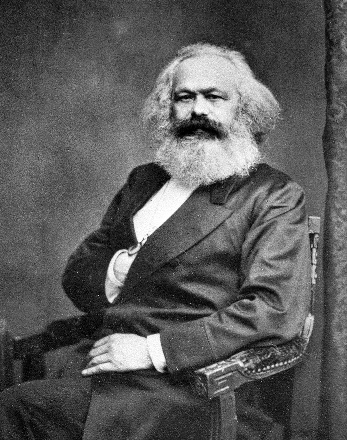 Karl Marx - Wikipedia