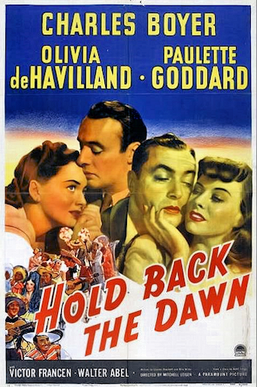 Hold Back the Dawn - Wikipedia