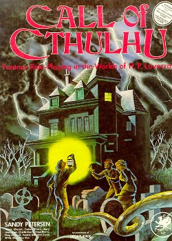 Call of Cthulhu (role-playing game) - Wikipedia