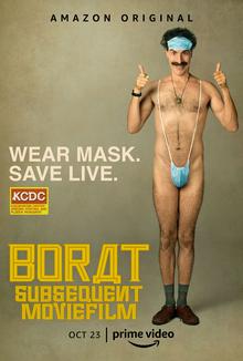 Borat Subsequent Moviefilm - Wikipedia