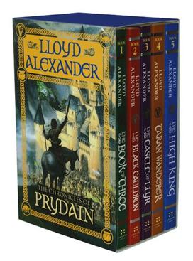 The Chronicles of Prydain - Wikipedia