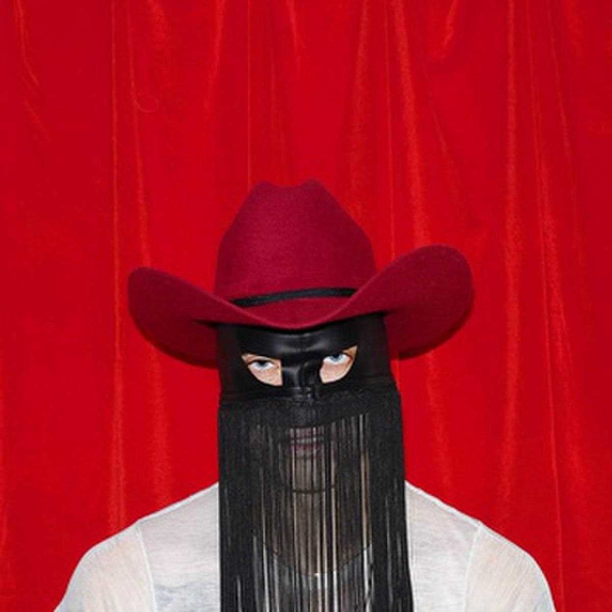 Orville Peck Album cover Pony