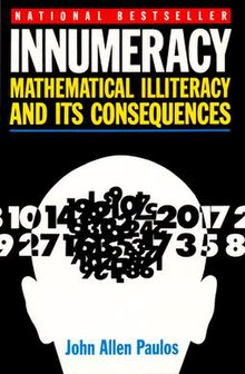 Innumeracy (book) - Wikipedia