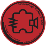 [https://upload.wikimedia.org/wikipedia/en/thumb/7/7c/Noisebridge_logo.png/150px-Noisebridge_logo.png]