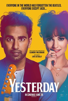 Yesterday (2019 film) - Wikipedia