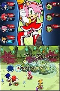 Sonic Chronicles: The Dark Brotherhood - Wikipedia