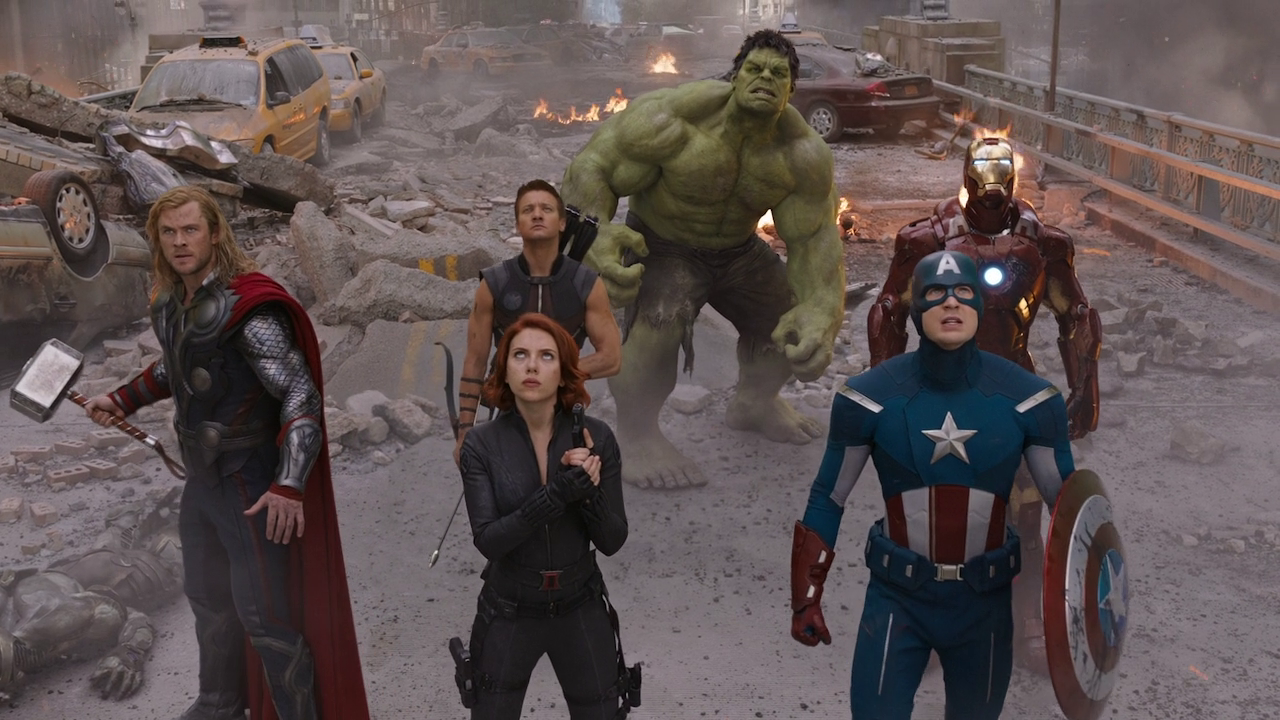 The Avengers (film 2012) - Wikipedia