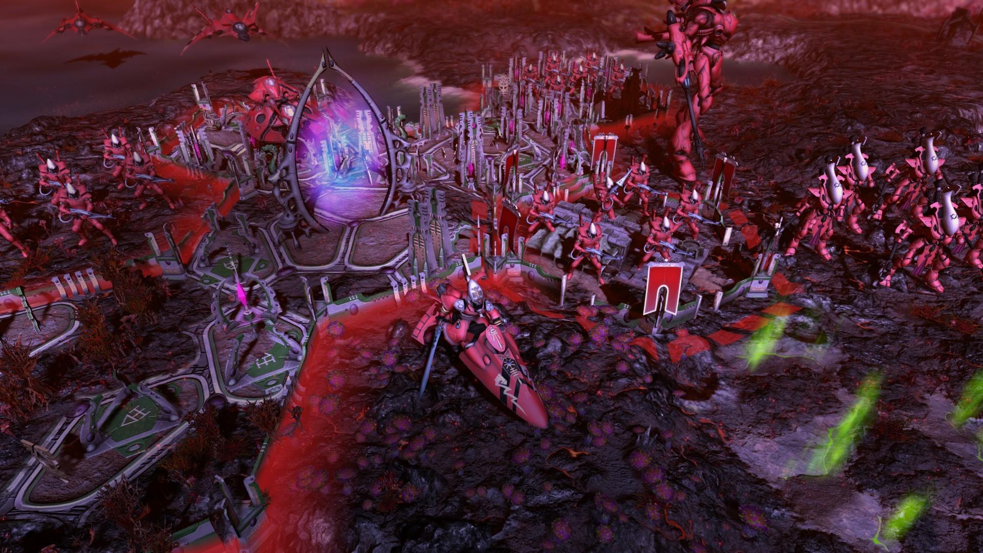 The Craftworld Aeldari are heading to Warhammer 40,000: Gladius | GamingOnLinux