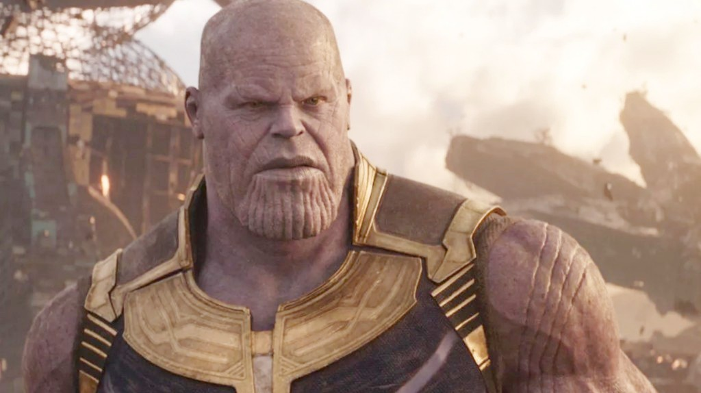 Thanos Had Different Names In 'Avengers: Infinity War' And ...