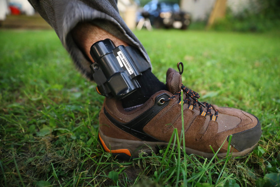 Kentucky courts have ordered people who have tested positive or are suspected of having the virus to self-isolate, and those who ignore the mandate may be placed on house arrest with ankle monitors…