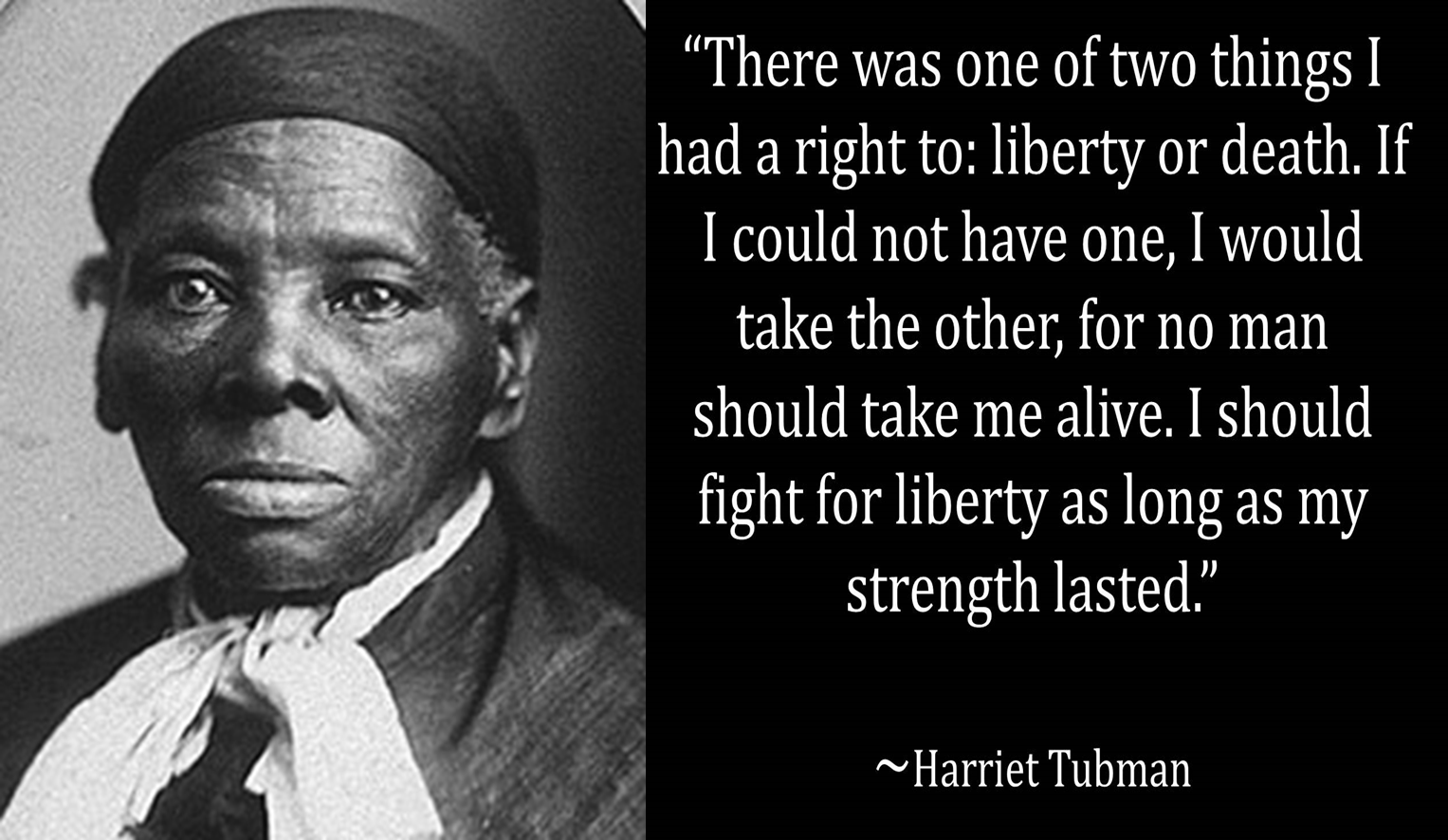 13 Things You Might Not Know About Harriet Tubman