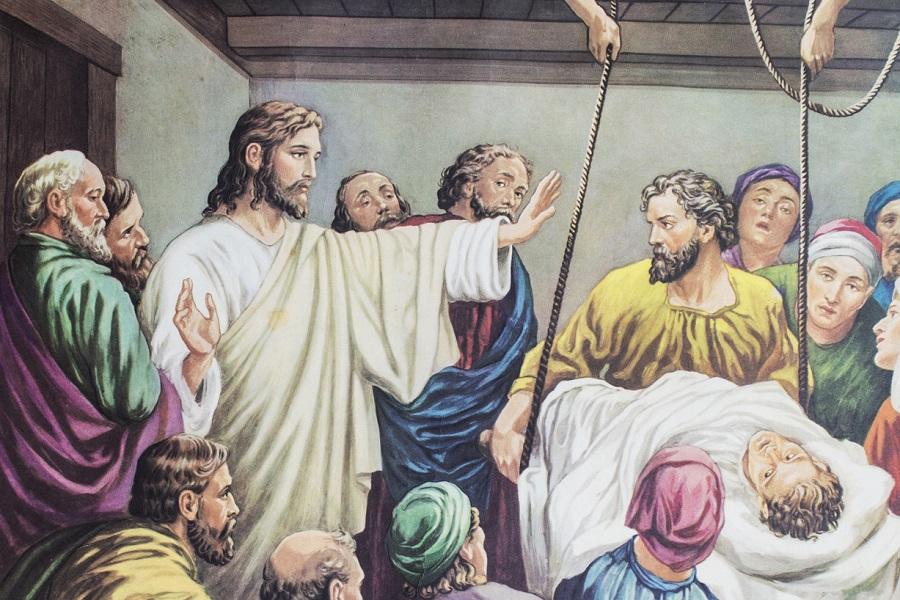 *Donne-nous notre Pain de ce jour (Vie) : Parole de DIEU *, *L'Évangile et le Livre du Ciel* ?u=https%3A%2F%2Fvaltorta.fr%2Fimages%2Fevenement%2Fparalytique-gueri