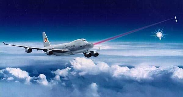 The U.S. Military Tried to Arm Boeing 747s With Laser Weapons…