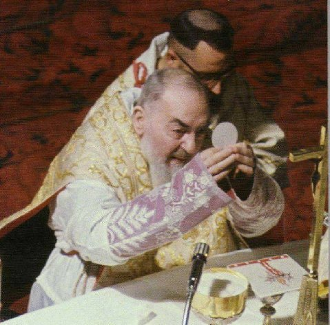Litany of Padre Pio for fallen priests | A Blog for Dallas ...