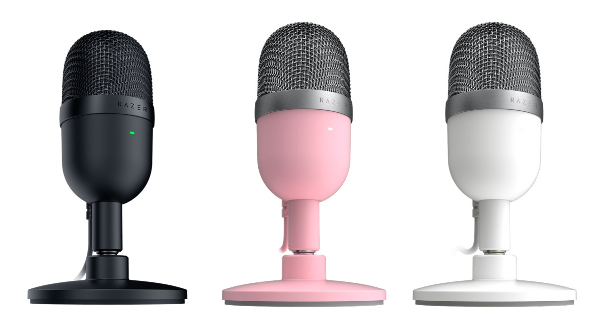 Razer Seiren Mini USB mic review -- Tiny, affordable, and ...