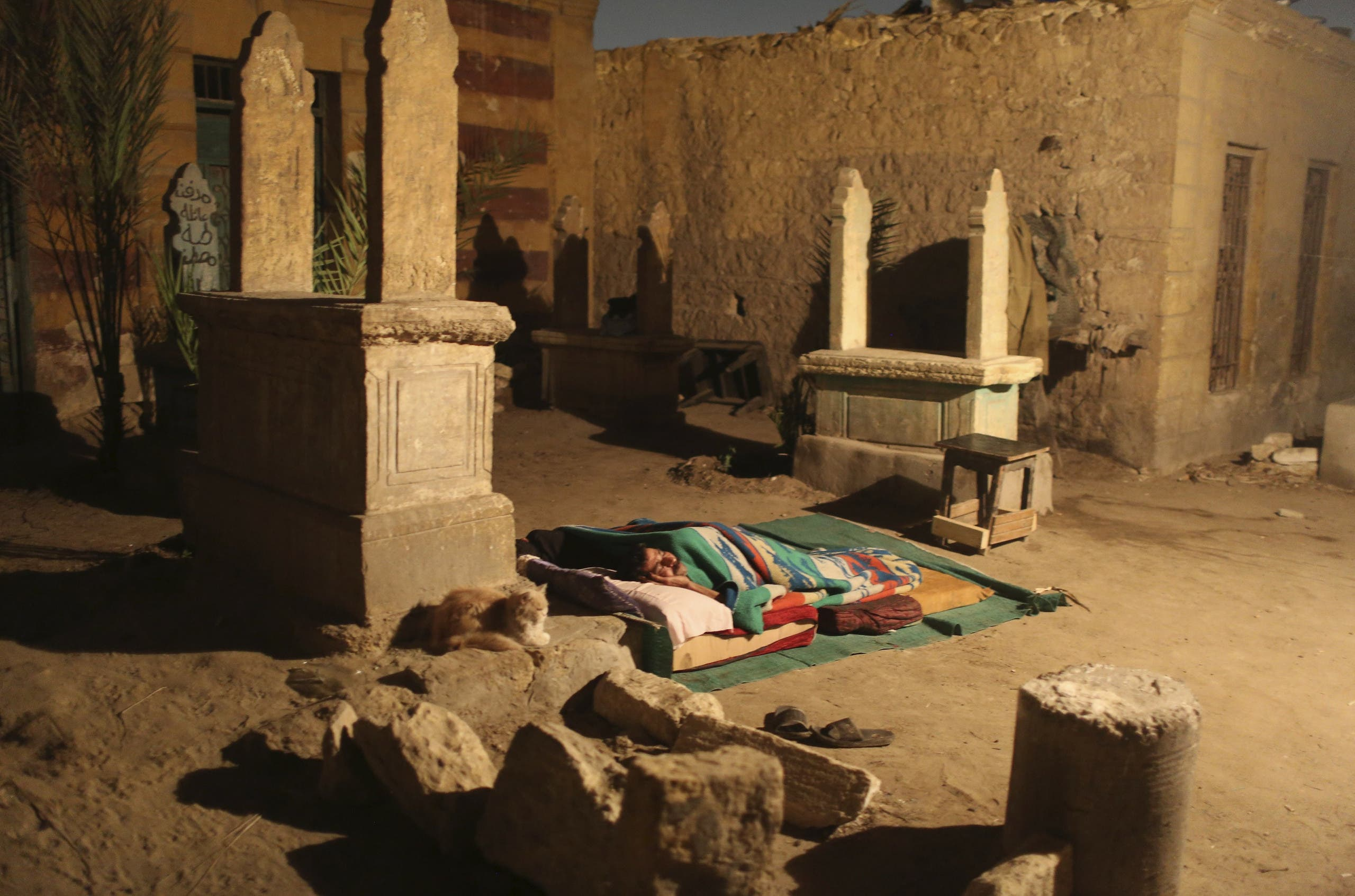 Life meets death in Egypt's 'City of the Dead' - Al ...