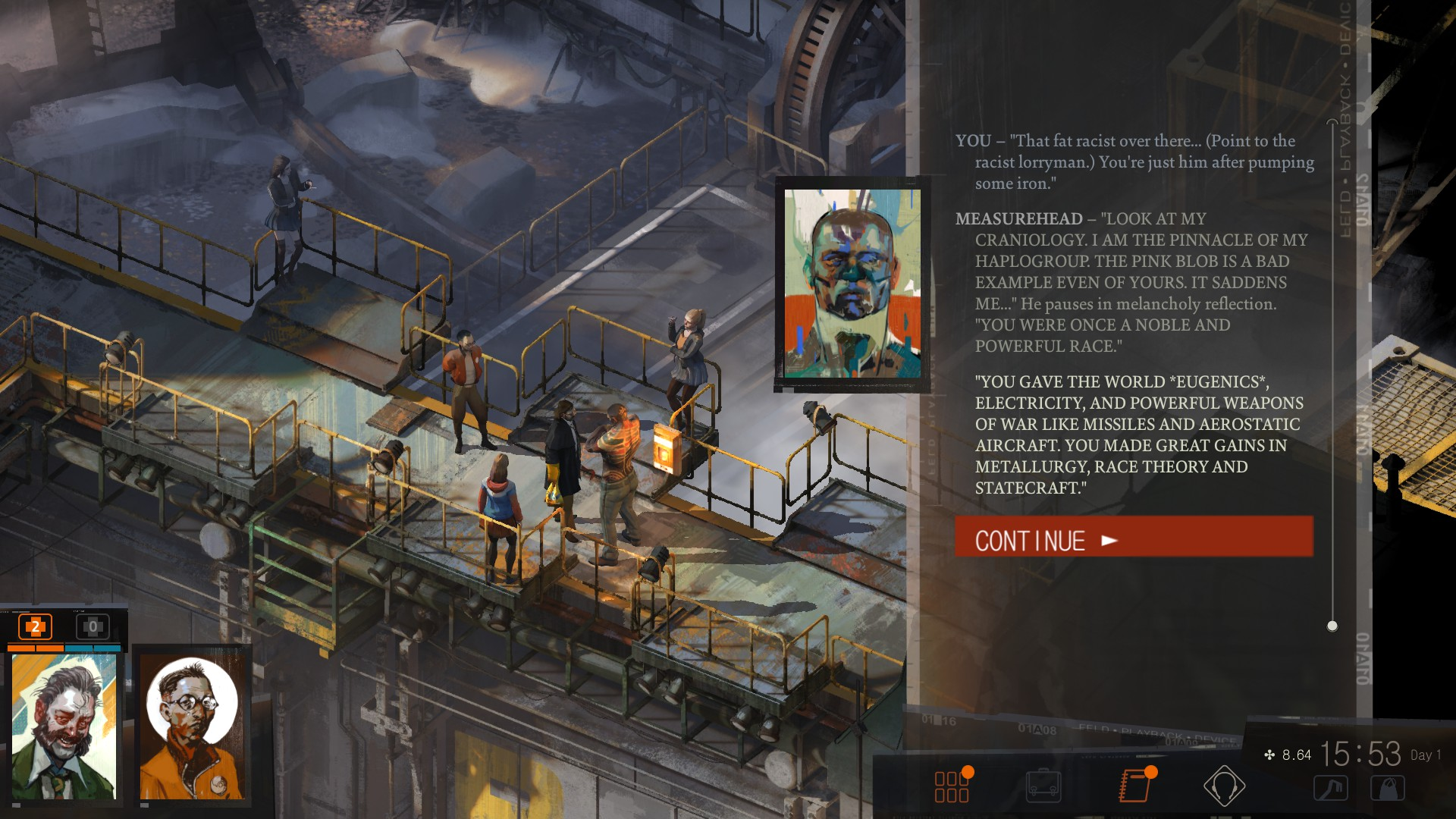 'Disco Elysium' Is a Landmark RPG About the Politics of Our Broken World - VICE