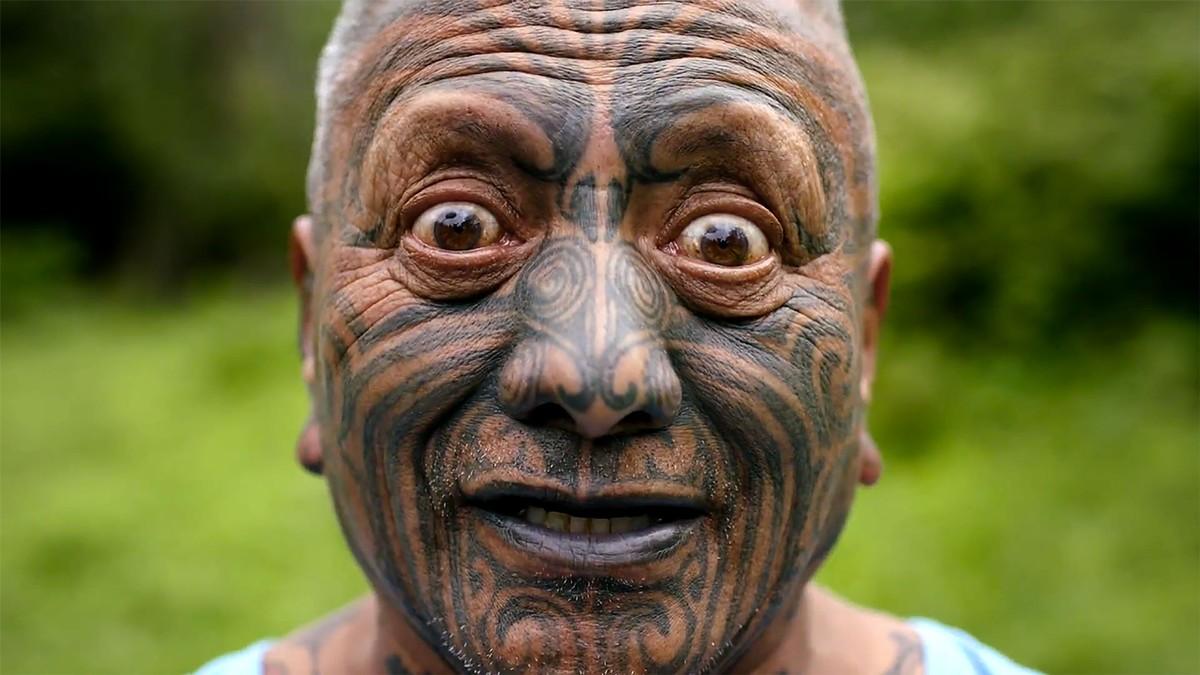The Resurgence of Maori Ta Moko - VICELAND
