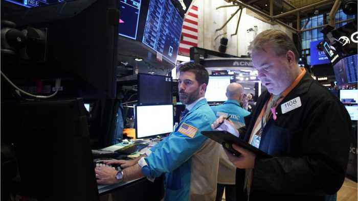 Dow, S&P and Nasdaq score biggest point gains ever as stocks make coronavirus comeback…