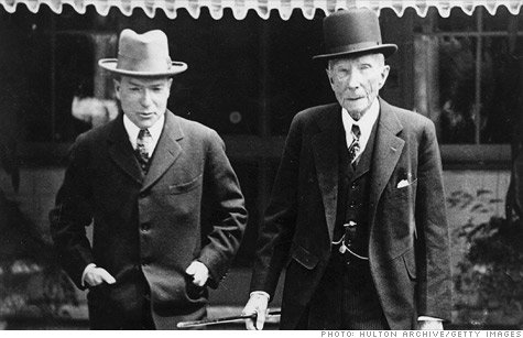 The Rothschilds and Rockefellers Join Forces in Multi ...