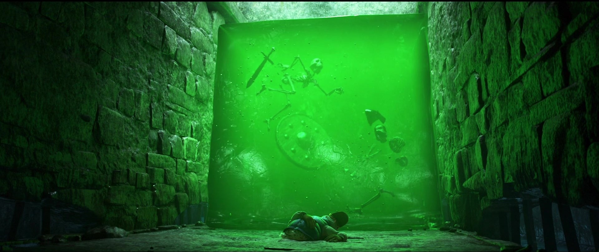 Gelatinous Cube | Disney Wiki | Fandom