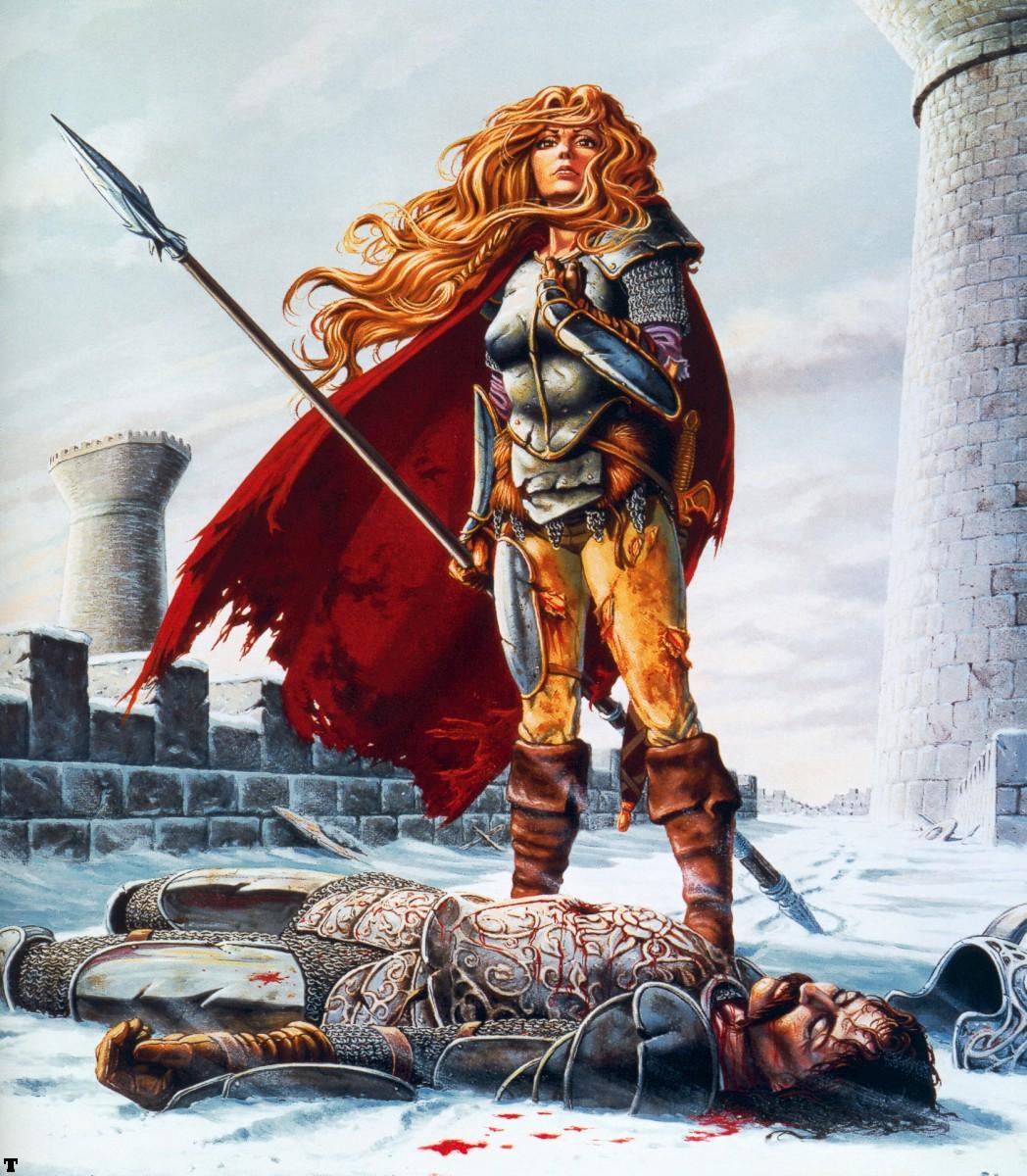 Laurana Kanan   Chronicles of Astinus   FANDOM powered by ...