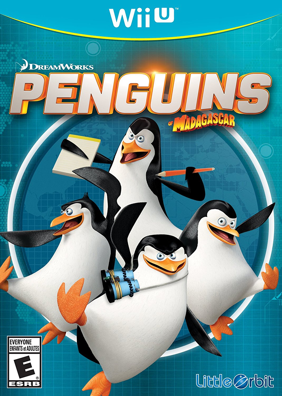 Penguins of Madagascar | Nintendo | Fandom