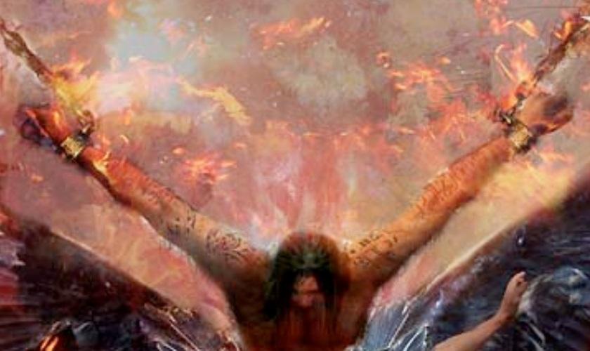 Lucifer (The Fallen) | Villains Wiki | Fandom