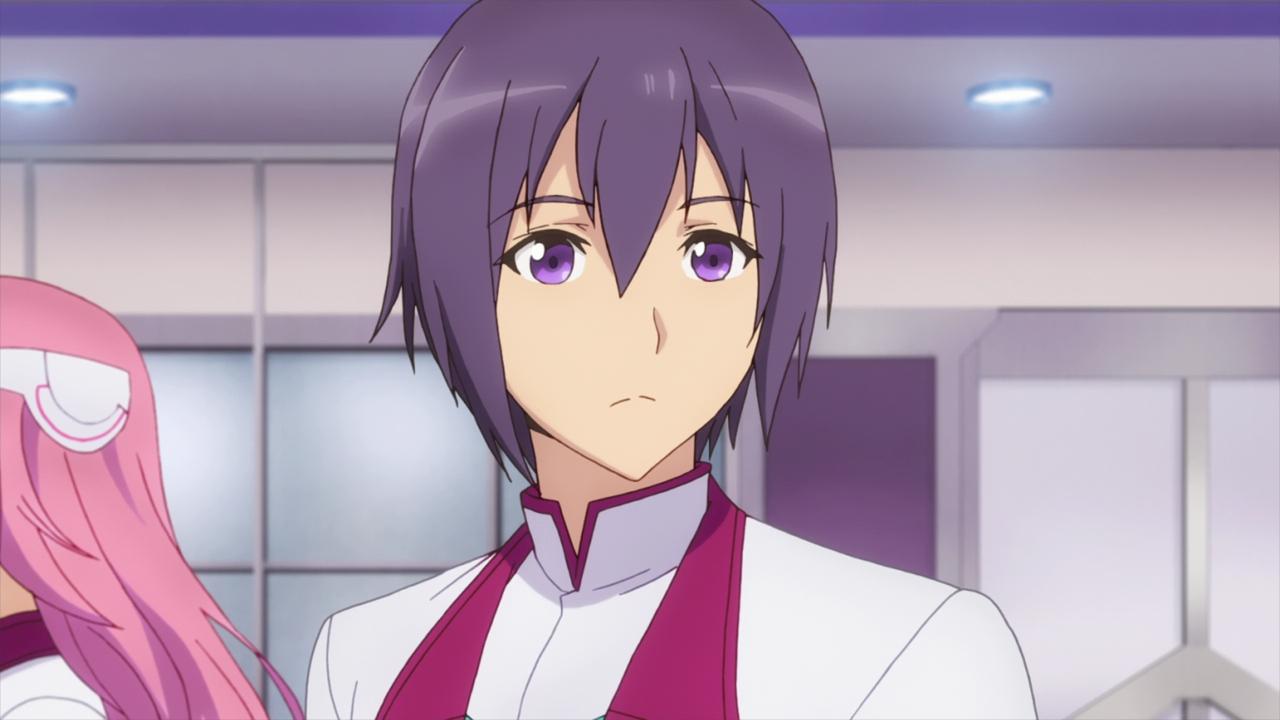 Image - Amagiri Ayato - Anime S.1 - 8.jpg | Gakusen Toshi ...