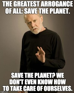 An Earth Day Message – 'We're Going To Save The Planet ...