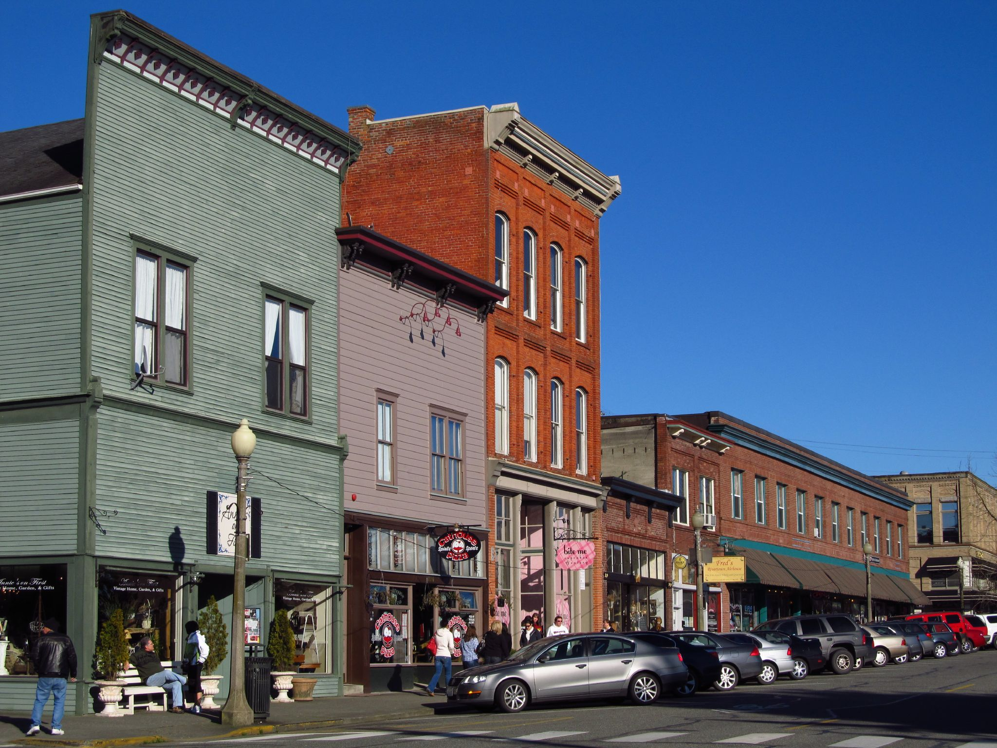 Living in Snohomish WA– Antique Capital of the Northwest – Washington Filmworks