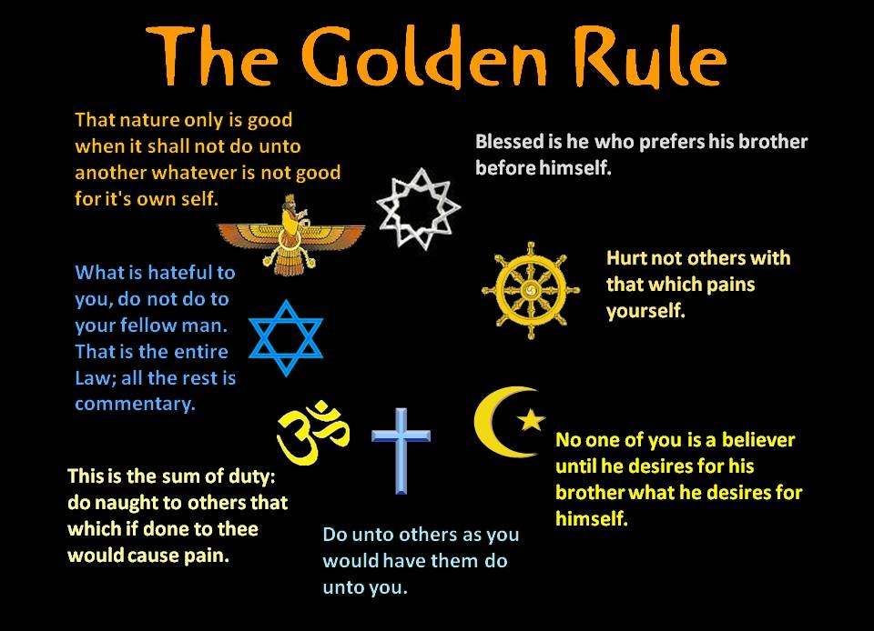 The Golden Rule: A Lesson in Oneness Throughout the Ages ...