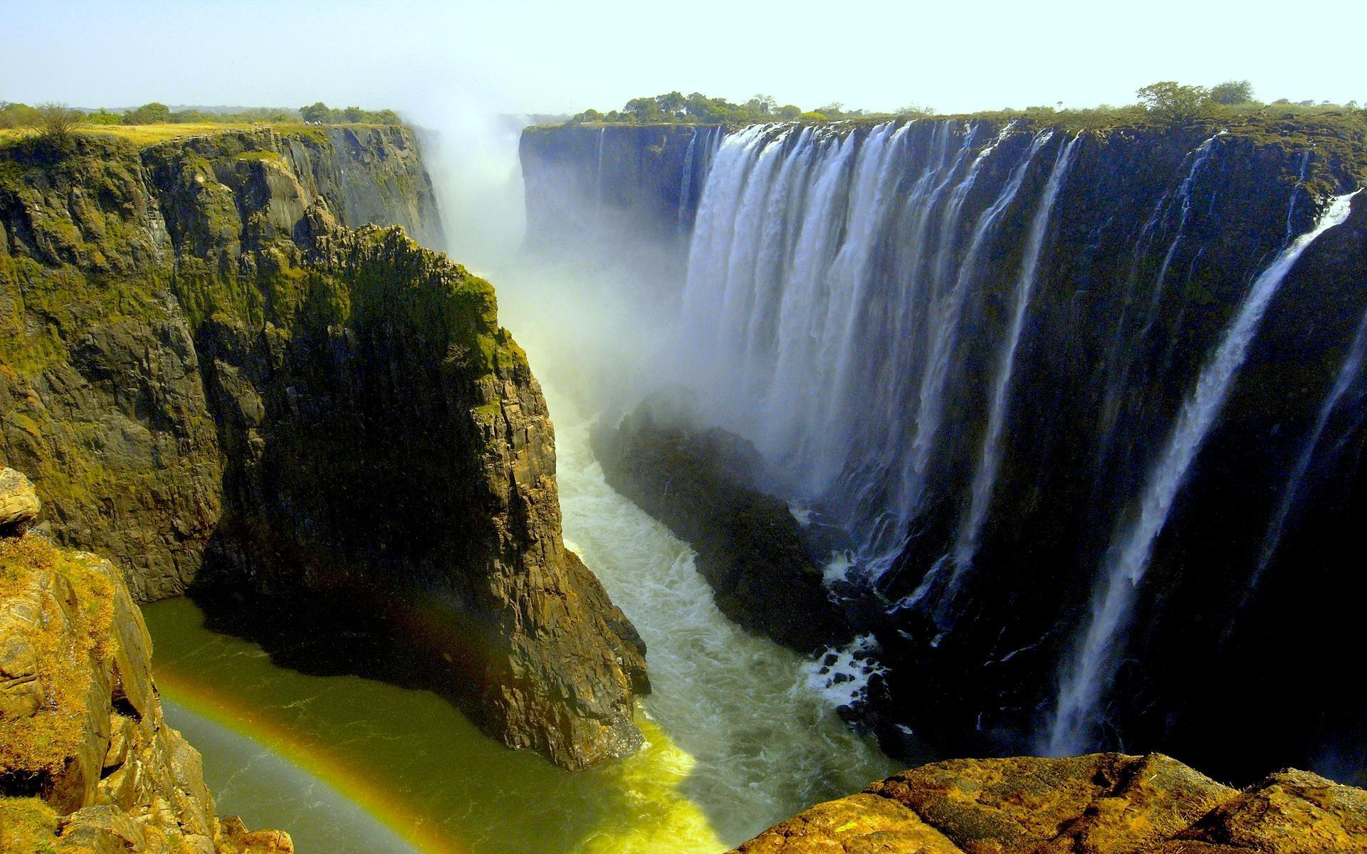 Victoria Falls National Park Wallpapers - Wallpaper Cave