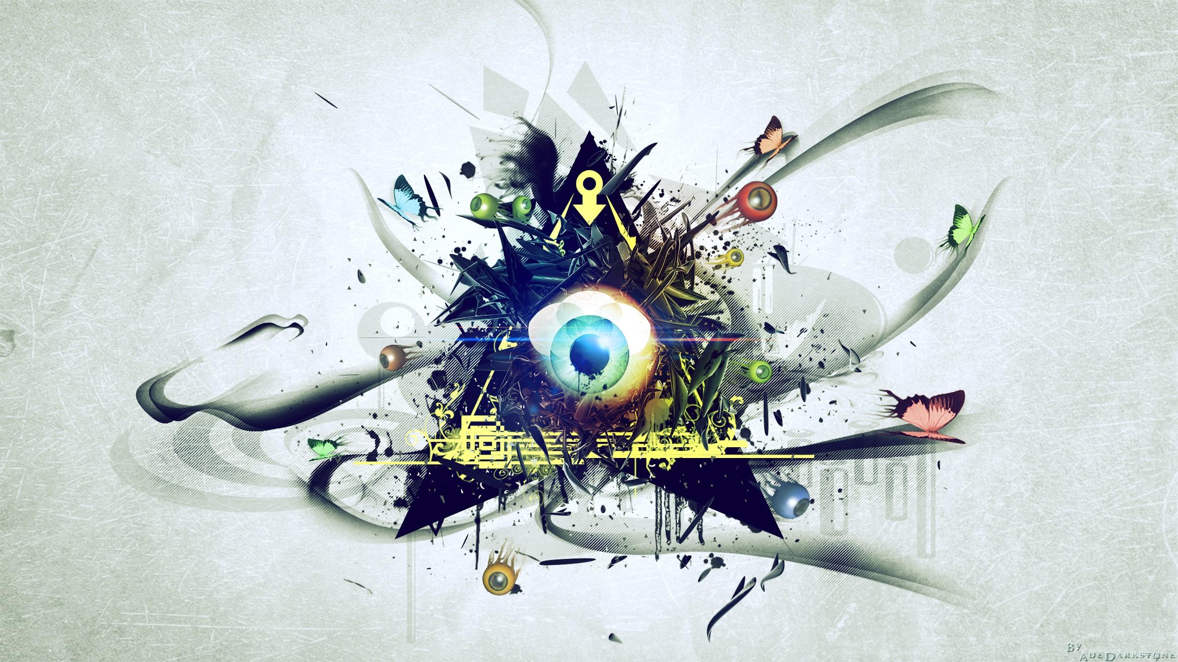 Illuminati, The all seeing eye Wallpapers HD / Desktop and ...