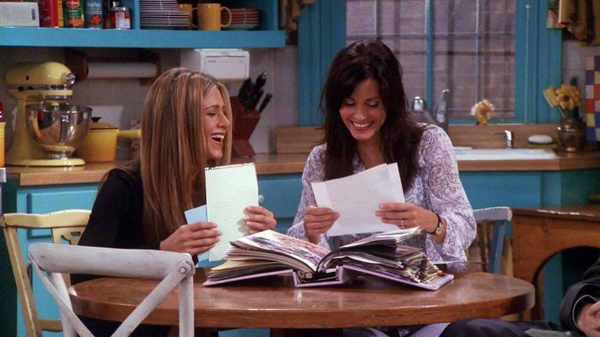 "Friends 7x02 ""The One With Rachel's Book"" - Trakt.tv"