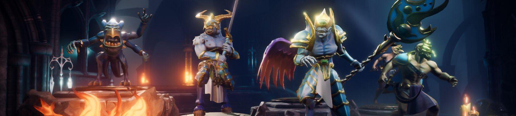 Eyes of the Nine DLC | Warhammer Underworlds: Online