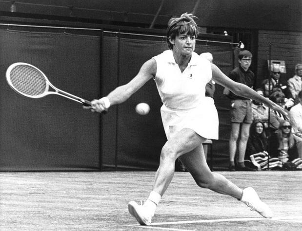 Margaret Court, de (bewust) vergeten kampioene - Sport ...