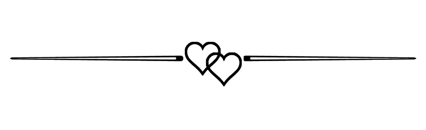 Divider clipart love, Divider love Transparent FREE for ...