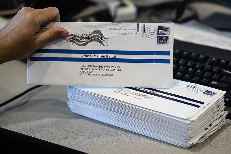 Florida Democrats gain vote-by-mail advantage…