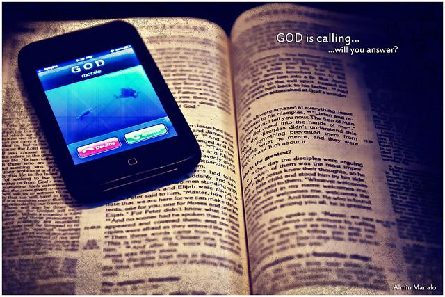 Is God calling YOU? | Wellspring International Network