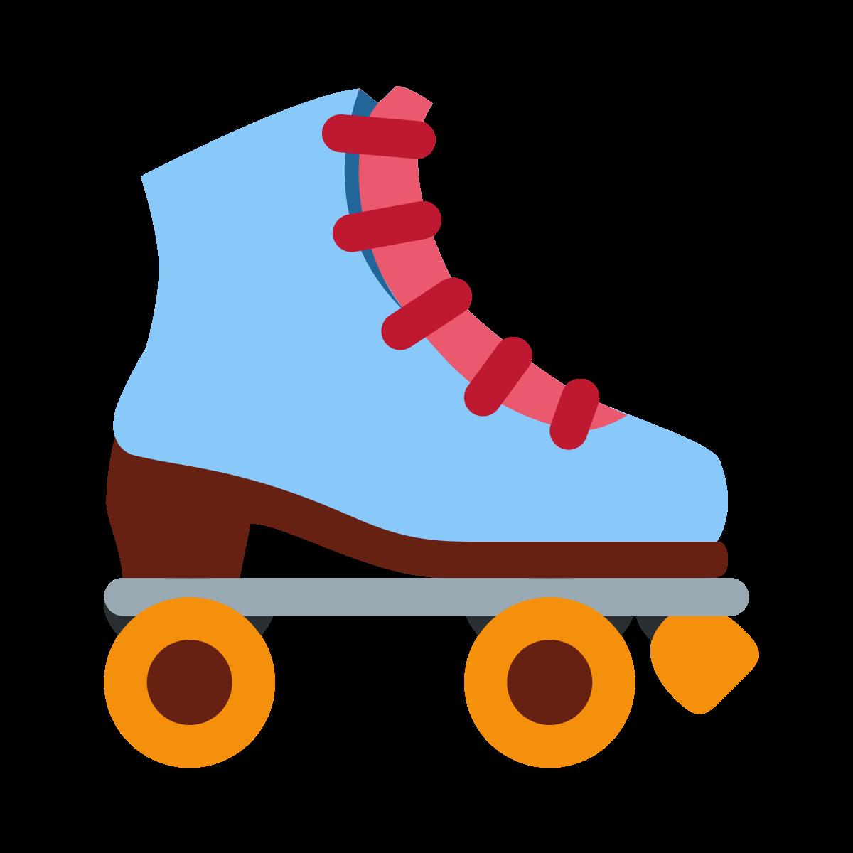 Roller Skate Emoji - What Emoji 🧐