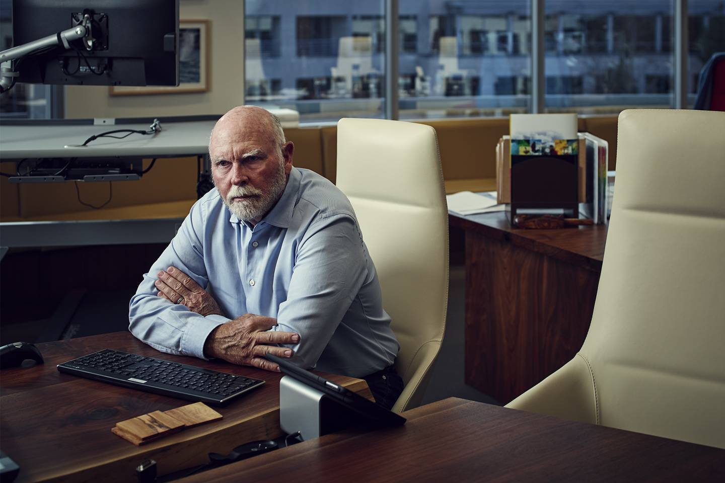 How superstar geneticist Craig Venter stays ahead in ...