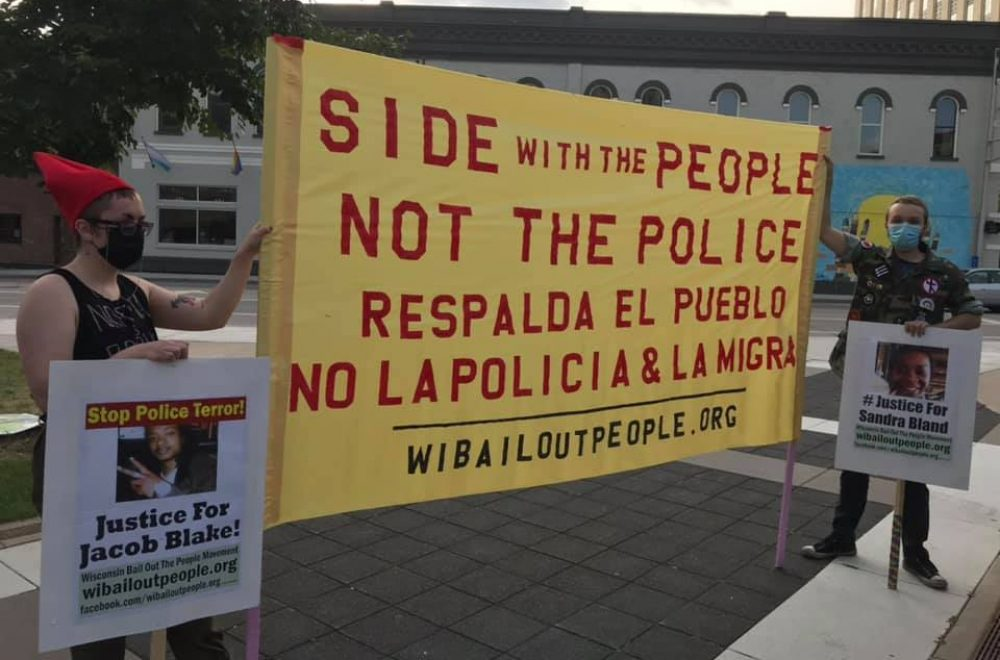 Milwaukee, September 26, 2020: March to Demand the ...