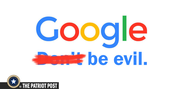Google is intentionally limiting conservative search results (justthenews.com)