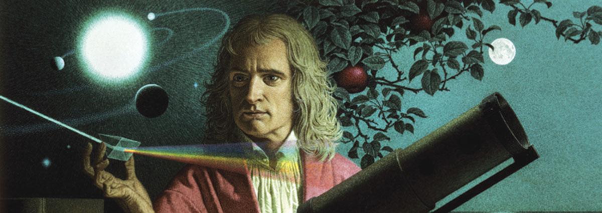 Isaac Newton | word8life