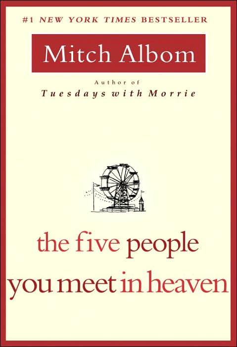 The Five People You Meet In Heaven   Word Sharpeners