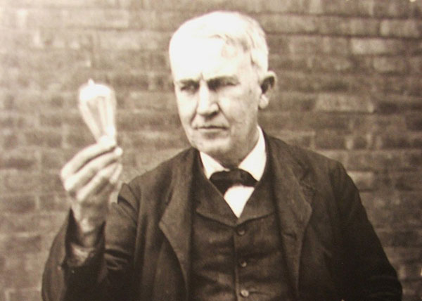 American Inventor Thomas Edison | World History