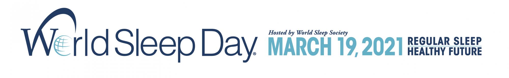World Sleep Day March 19, 2021